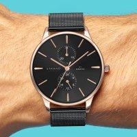 Strand S703GMVBMB męski zegarek Beaufort bransoleta