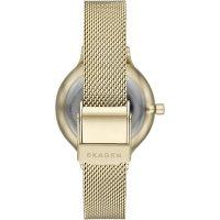 Skagen SKW2907 zegarek złoty klasyczny Anita bransoleta
