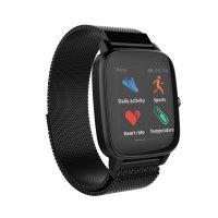 zegarek Strand S716USBBMB męski z termometr Smartwatch