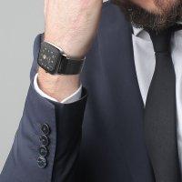 Strand S716USBBMB Smartwatch fashion/modowy zegarek czarny