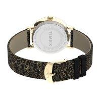 Timex TW2U40700 Fairfield Fairfield Floral 37mm zegarek damski klasyczny mineralne