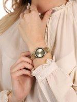 Zegarek 44P101  Bransoleta szkło mineralne - duże 5