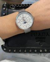 zegarek Adriatica A3732.5113QF srebrny Bransoleta
