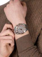 zegarek Adriatica A8202.R117CH Chronograph męski z chronograf Bransoleta