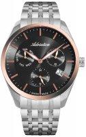 Zegarek męski Adriatica  bransoleta A8309.R116QF - duże 1