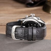 zegarek Aerowatch 78990-AA01 LES GRANDES CLASSIQUES CHRONOGRAPH męski z chronograf Les Grandes Classiques