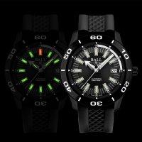 DM3090A-P4J-BK - zegarek męski - duże 4