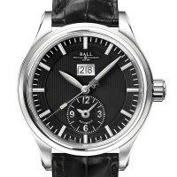 GM1056D-L2FJ-BK - zegarek męski - duże 4