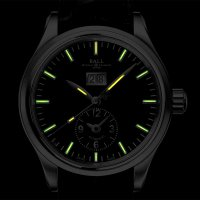 GM1056D-L2FJ-BK - zegarek męski - duże 5