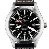 GM1086C-LJ-BK - zegarek męski - duże 4
