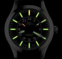 GM1086C-LJ-BR - zegarek męski - duże 4