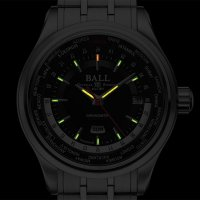 GM2020D-S1CJ-BK - zegarek męski - duże 4