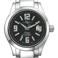 NM1020C-S4-BK - zegarek męski - duże 4