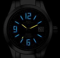 NM1020C-S4-BK - zegarek męski - duże 5