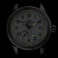 NM1056D-L1FJ-WH - zegarek męski - duże 5