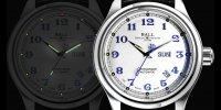 NM1058D-SCJ-SL - zegarek męski - duże 4