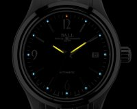NM1060D-LFJ-BK - zegarek męski - duże 4