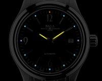NM1060D-LJ-BK - zegarek męski - duże 4
