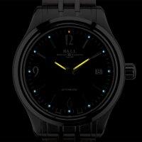 NM1060D-SJ-BK - zegarek męski - duże 5