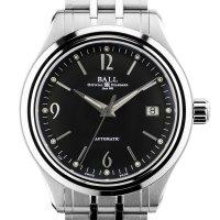 NM1060D-SJ-BK - zegarek męski - duże 4