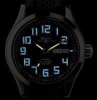 NM2020C-PFA-BKBE - zegarek męski - duże 4