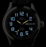 NM2020C-PFA-BKYE - zegarek męski - duże 4