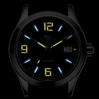 NM2026C-LF2CA-BK - zegarek męski - duże 4