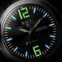 NM2028C-L12A-BK - zegarek męski - duże 4