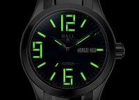 NM2028C-LBR7-BK - zegarek męski - duże 4