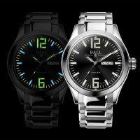 NM2028C-S12A-BK - zegarek męski - duże 5