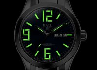 NM2028C-S7-BE - zegarek męski - duże 4