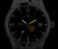 NM2082C-LJ-BK - zegarek męski - duże 4