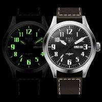Ball NM2180C-L2J-BK zegarek męski Engineer III