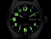 NM2180C-L3J-BK - zegarek męski - duże 5