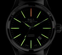 NM2188C-L3-WH - zegarek męski - duże 4