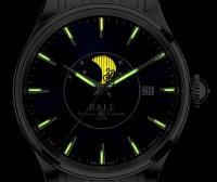 NM3082D-LLFJ-BK - zegarek męski - duże 4