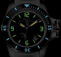 PM2096B-S1J-BK - zegarek męski - duże 6