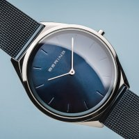 zegarek Bering 17039-307 srebrny Ultra Slim