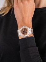 Zegarek bezbarwny sportowy  G-SHOCK S-Series GMD-S6900SR-7ER pasek - duże 5