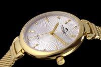 Bisset BSBF22GISX03BX zegarek damski Klasyczne