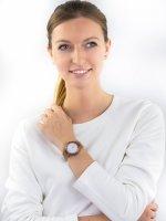Puma P1002 zegarek brązowy klasyczny Reset pasek