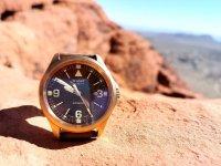 Traser TS-108073 zegarek brązowy klasyczny P67 Officer Pro pasek