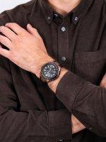 G-Shock GST-W120L-1AER męski zegarek G-SHOCK G-STEEL pasek
