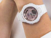 Zegarek BSA-B100MF-7AER Casio Baby-G szkło mineralne - duże 6