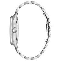 Bulova 96A208 zegarek srebrny klasyczny Automatic bransoleta