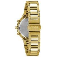 Zegarek damski Caravelle  bransoleta 44L218 - duże 3