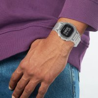 zegarek Casio DW-5600SKE-7ER bezbarwny G-Shock