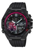 Zegarek  Casio  edifice premium ECB-10TMS-1AER - duże 1