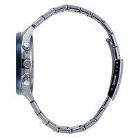 zegarek Casio EFV-610DB-2AVUEF męski z chronograf Edifice