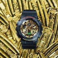 G-Shock GA-100TMN-1ADR zegarek męski G-SHOCK Original